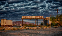 New Mexico Truck Stop